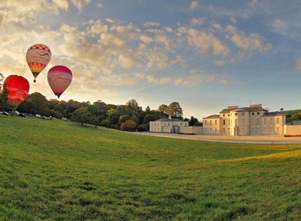 Mount Congreve Gardens - Hot Air Balloons