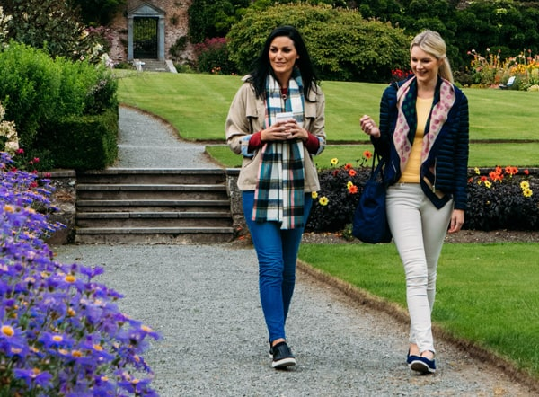Guided Tours - Discover Mount Congreve Gardens