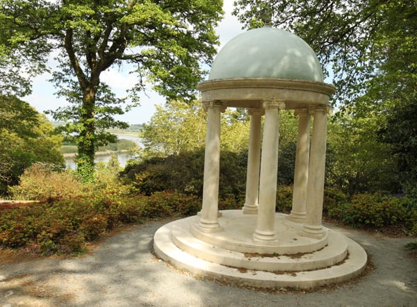 Points of Interest - Mount Congreve Gardens Temple
