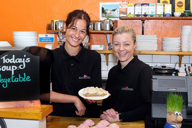Meet the Staff - Mount Congreve Cafe